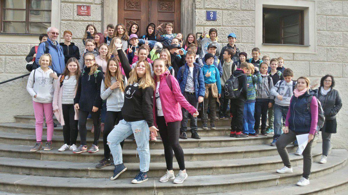 Praha – Doteky státnosti